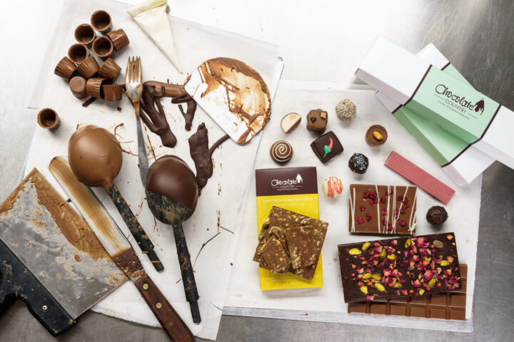 Chocolate Country Shelf ready box of 12 bars