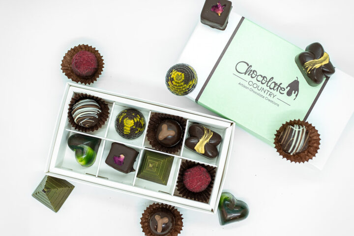 Chocolate Country The Dark Truffle Selection