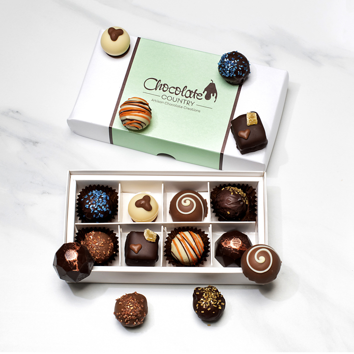 Chocolate Country Christmas Gifts