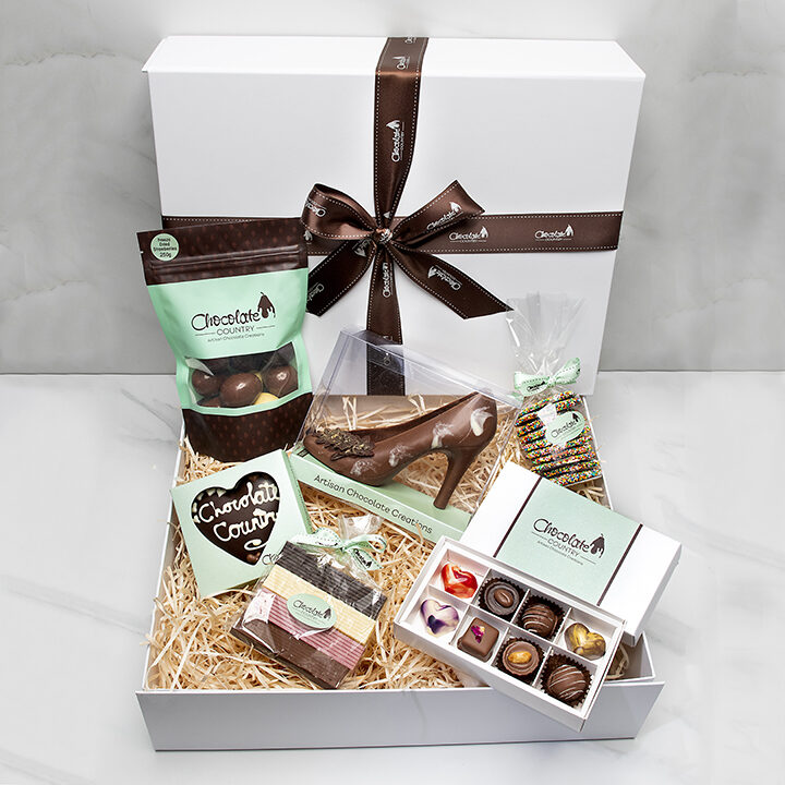 Chocolate Country Chocolate Country Gift For Her Hamper