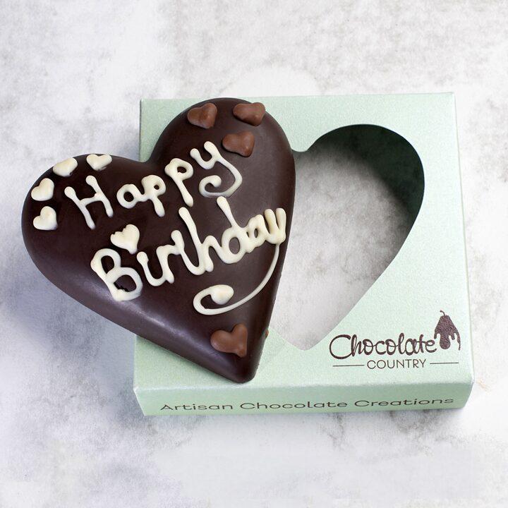 Chocolate Country Dark Chocolate Hearts