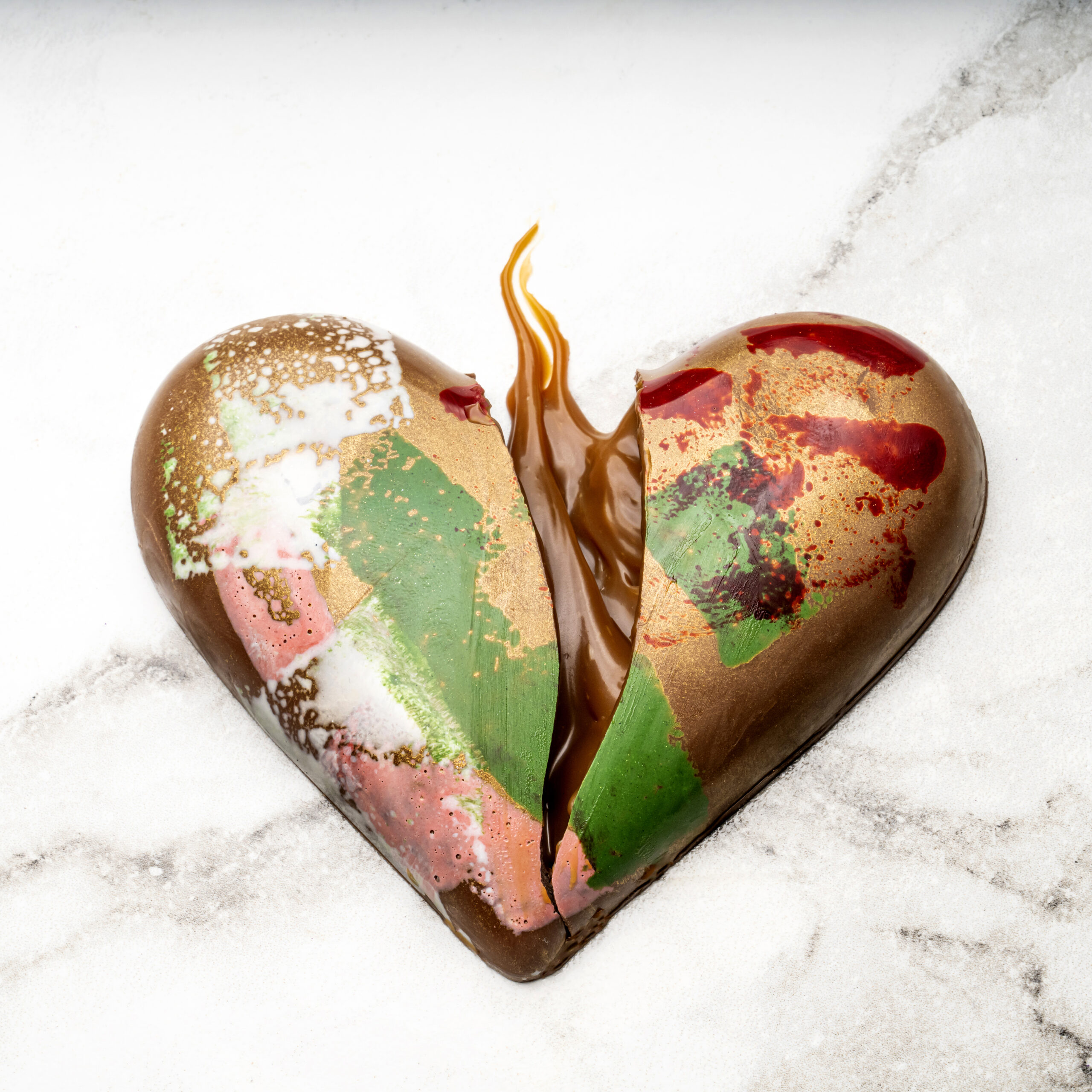 Luxury Filled Hearts