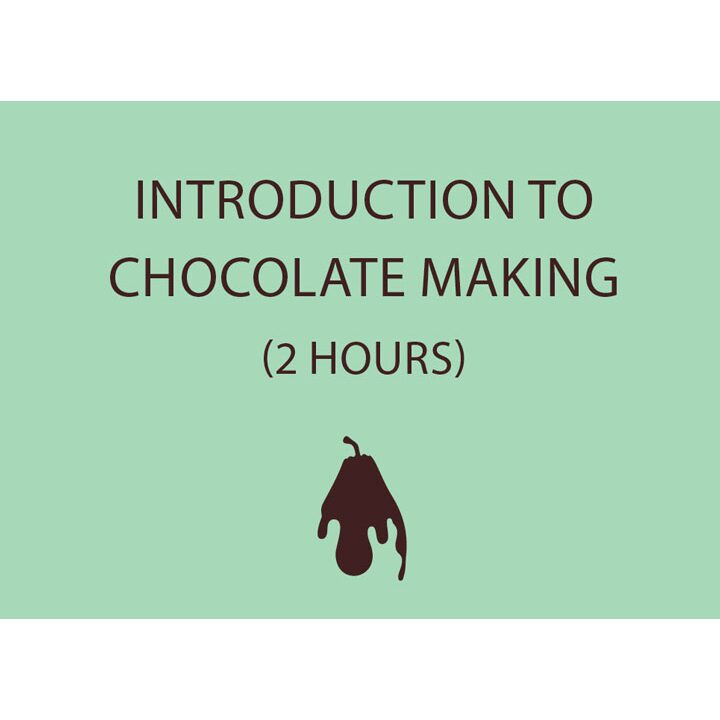 April 24 – Introduction to Chocolate Making (2 Hours)