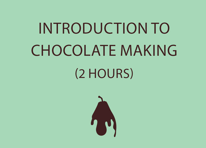 Chocolate Country Nov 20 - Introduction to Chocolate Making (2 Hours)