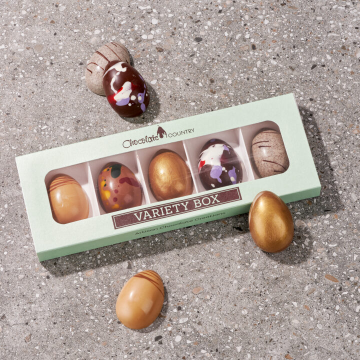 Chocolate Country Easter Egg Varierty Box