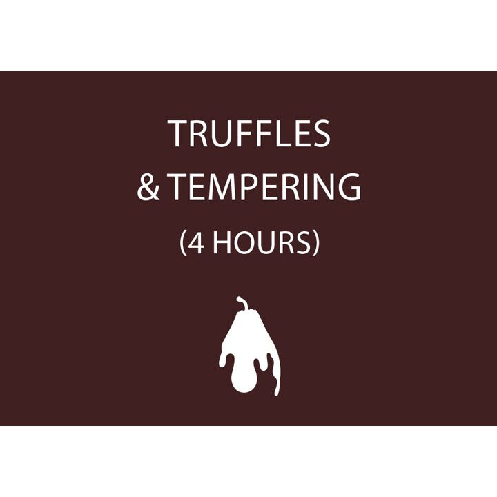 May 8 – Truffles & Tempering Workshop (4 Hours)