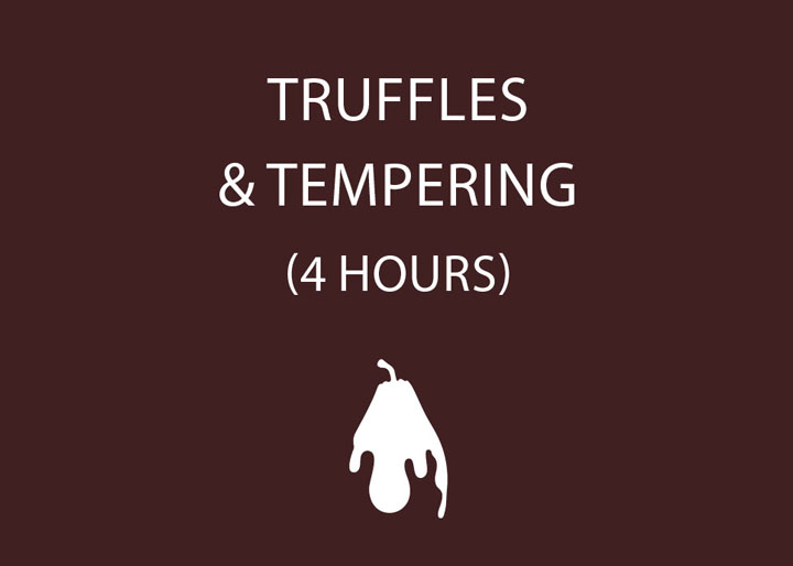 Chocolate Country Oct 9 - Truffles & Tempering Workshop (4 Hours)